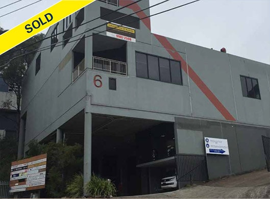 7/6 Leighton Place Hornsby