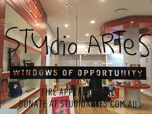 Studio Artes Charity Office