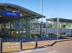 Hornsby Station web