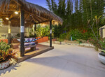 Bali Hut water feature web